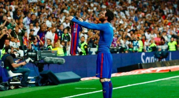 Meme-meme 'Ajaib' Messi di El Clasico