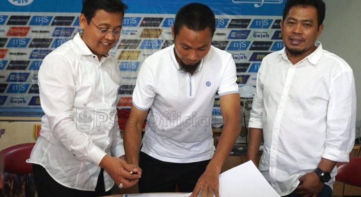 Muhammad Ridwan dan Kepulangan ke PSIS Semarang