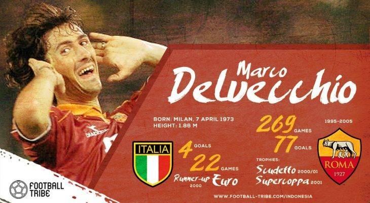 Marco Delvecchio dan Sepotong Kenangan dari Masa Silam