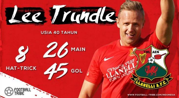 Lee Trundle, Dewa Sejati Sepak Bola Wales