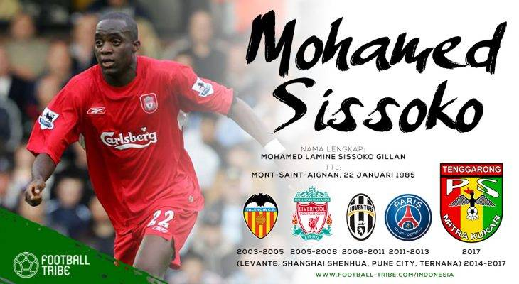 Mohamed Sissoko, Gelandang Tangguh Anyar Naga Mekes