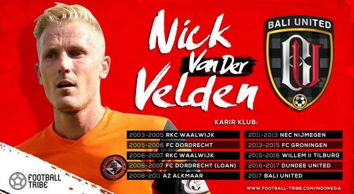 Esensi Nick Van Der Velden untuk Bali United