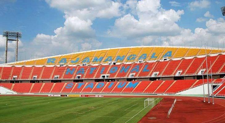 Lima Stadion Termegah di Asia Tenggara