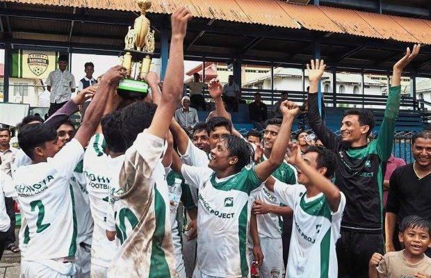 Rohingya FC dan Perjuangan untuk Ada