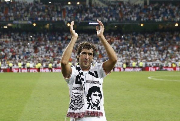 Raul Gonzalez, Pangeran Sejati Real Madrid