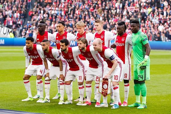 Asa Belanda di Tangan Ajax Amsterdam