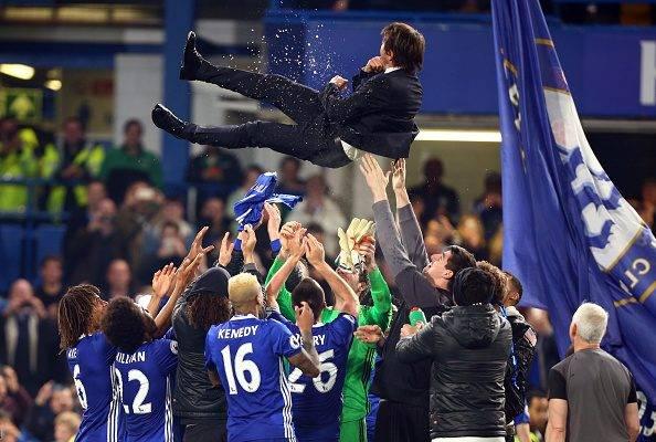Analisis Taktik Chelsea Musim 2016/2017