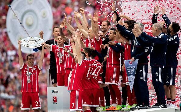 Bayern Muenchen: Regenerasi Para Petani