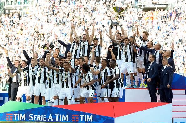 Rival Juventus