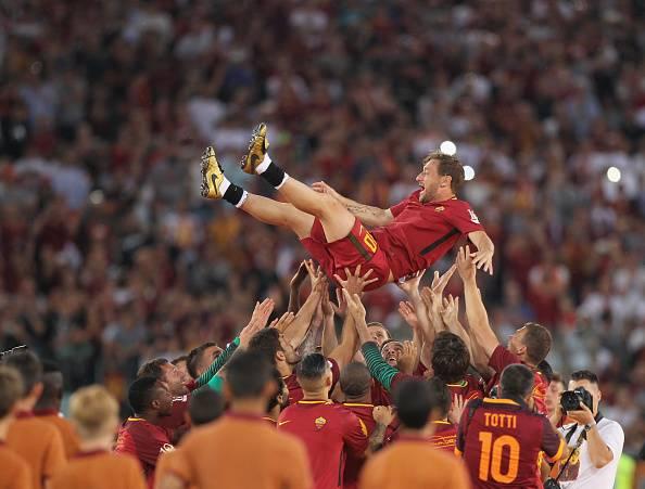 Francesco Totti Serie A