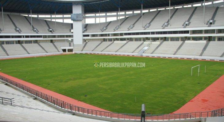 Kemegahan Stadion Batakan yang Membebani Persiba Balikpapan
