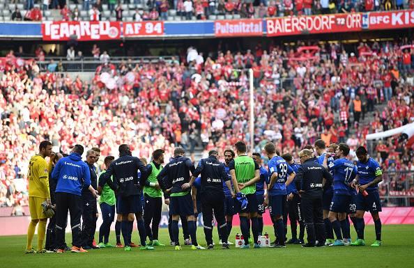 Lima Klub dengan Kekalahan Beruntun Terbanyak Musim 2016/2017