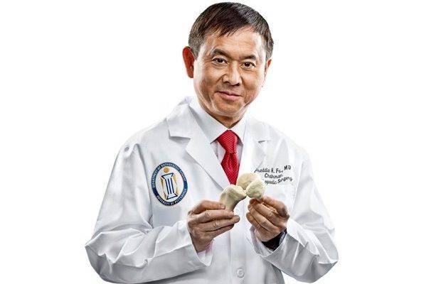 Mengenal Dokter yang Mengoperasi Lutut Zlatan Ibrahimovic