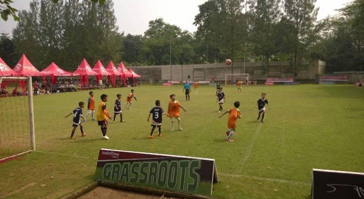 Indihome Grassroots Festival dan Sepak Bola yang Menyenangkan bagi Anak-Anak