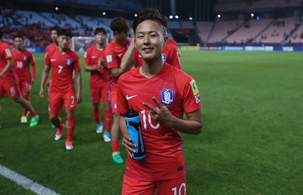 Lee Seung-woo, Menggebrak Piala Dunia U-20 dengan Gol Indah