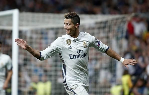 Meme-meme Ikonik Cristiano Ronaldo di Derby Madrileno