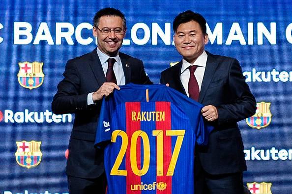 Upaya Rakuten Mencengkeram Dunia Melalui FC Barcelona