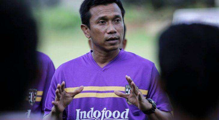 Menanti Kejutan Widodo Cahyono Putro di Bali United