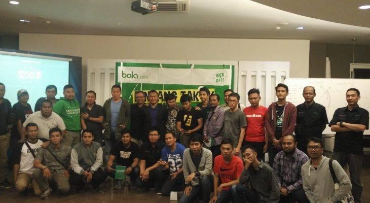 Bincang Taktik Bola.com & KickOff! Indonesia: Menimba Ilmu Taktik Sepak Bola