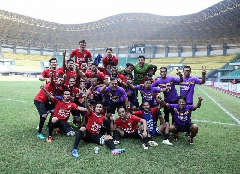 Bali United Serdadu Tridatu