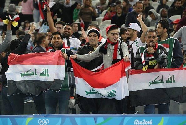 Kegembiraan Publik Irak Usai Sanksi FIFA Dicabut