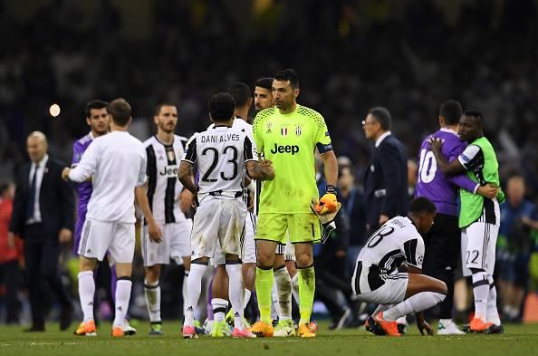 Tak Ada Partito untuk Juventus di Cardiff