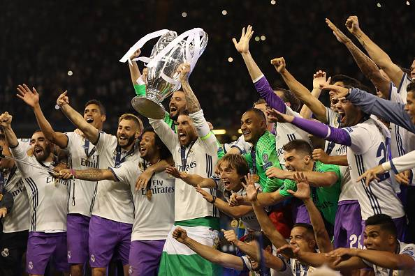 Final Liga Champions 2016/2017: Juventus 1-4 Real Madrid