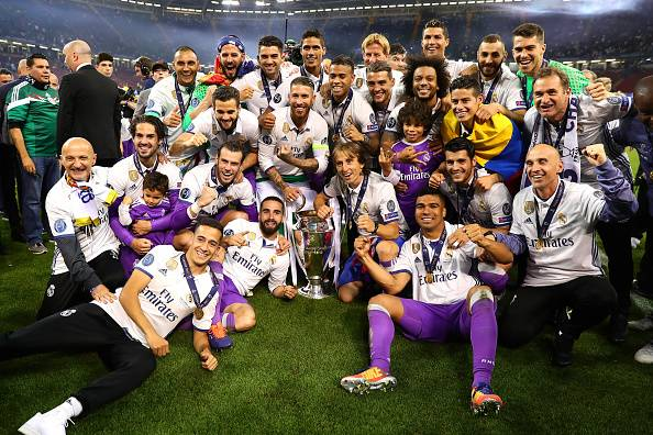 Efek Kesuksesan Duodecima Real Madrid di Bursa Transfer