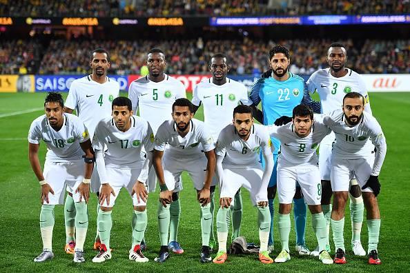 Tim Nasional Arab Saudi
