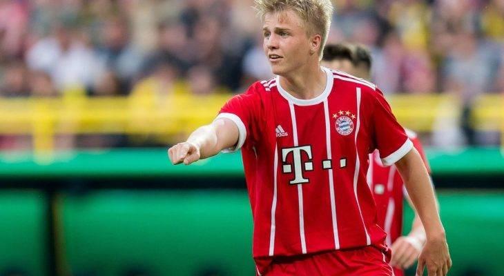Felix Götze, Bakat Terbaru Bayern München