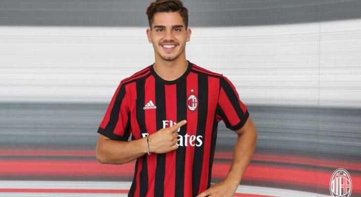 Andre Silva: Ketika AC Milan Mendapatkan Suksesor Cristiano Ronaldo