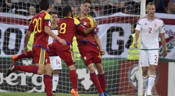 Kemenangan Ajaib 'Tim Paruh Waktu' Andorra