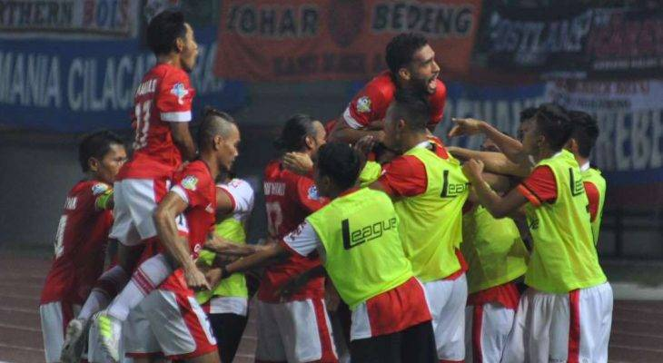 Kericuhan di Siaran Langsung Laga Persija Melawan Arema FC