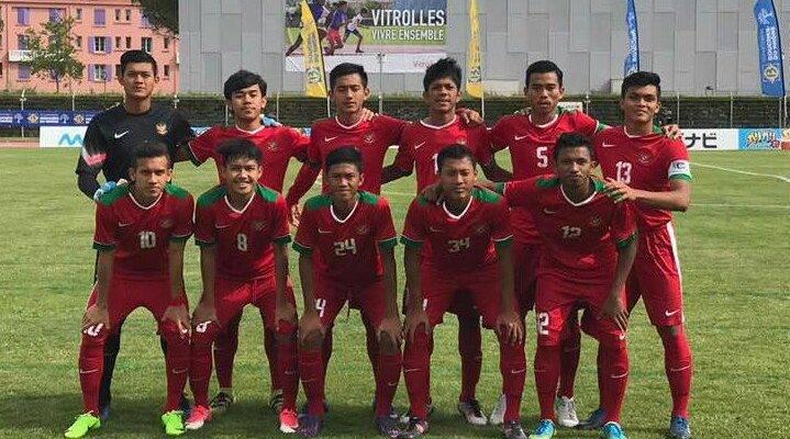 Rekap Timnas Indonesia U-19 di Turnamen Toulon: Cukup Baik, Anak Muda!