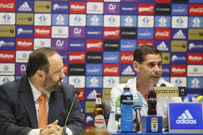 Fernando Hierro pelatih Spanyol baru