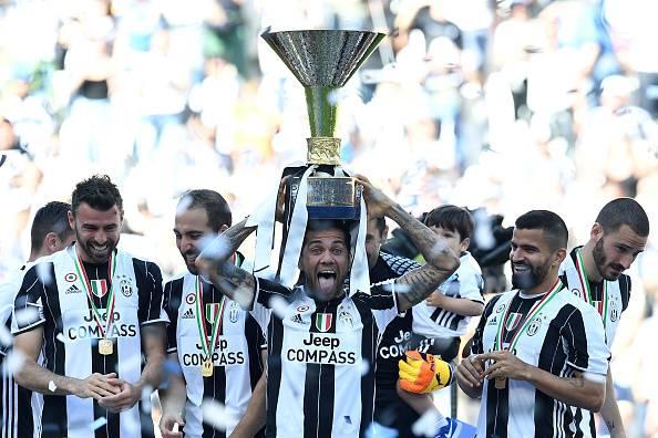 Cinta Sesaat Dani Alves dan Juventus