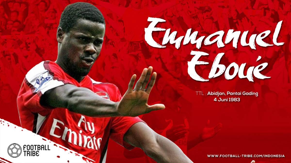 Badut Sejati Arsenal Emmanuel Eboue