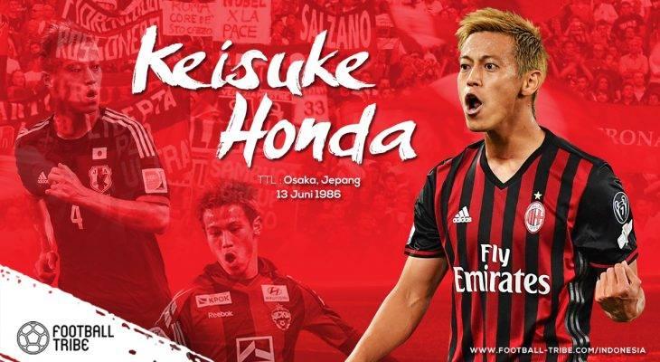Pria Setia Bernama Keisuke Honda