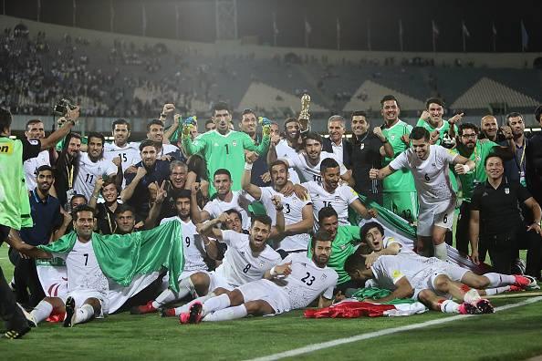 Iran Piala Dunia 2018