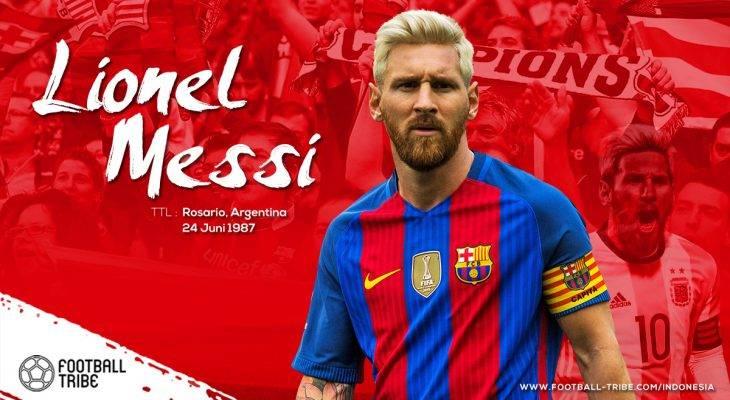 Panduan untuk Menonton Lionel Messi Bermain