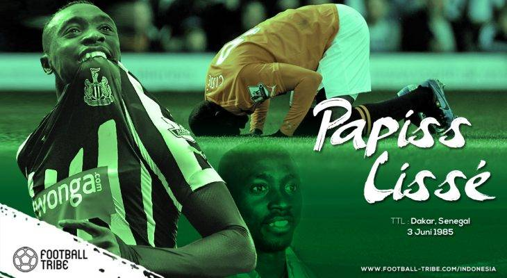 Papis Demba Cisse: Sujud dan Gol-Gol yang Menggetarkan St. James Park