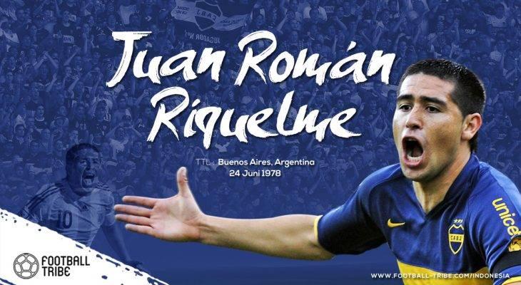 Pekik Takbir untuk Juan Roman Riquelme