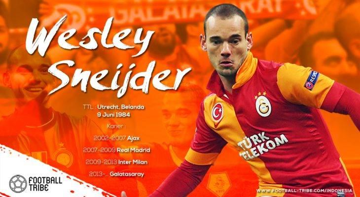 Selamat Ulang Tahun, 'Sniper' Sneijder!