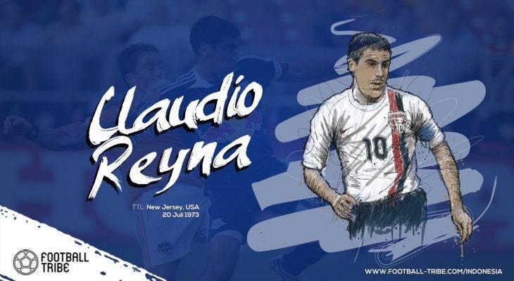 Claudio Reyna, Manifestasi Captain America di Sepak Bola