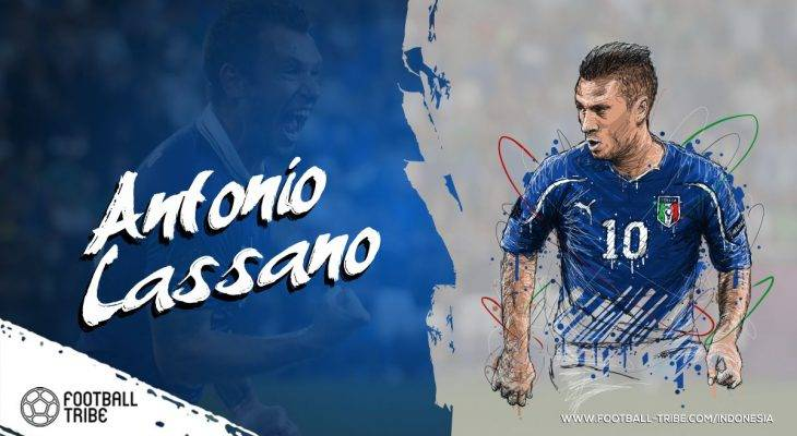 Saya Ingin Seperti Antonio Cassano