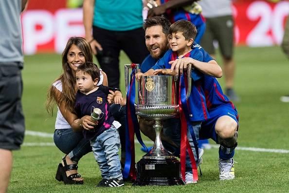 Cinta Messi yang Tepat Waktu
