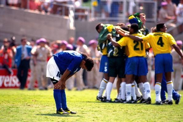 17 Juli 1994, Hari Terburuk di Karier Emas Roberto Baggio