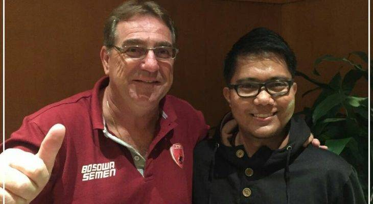 "Robert Rene Alberts: ""Makassar Tetap Makassar, PSM Tetap PSM. The Passion of Football Is Still There"""
