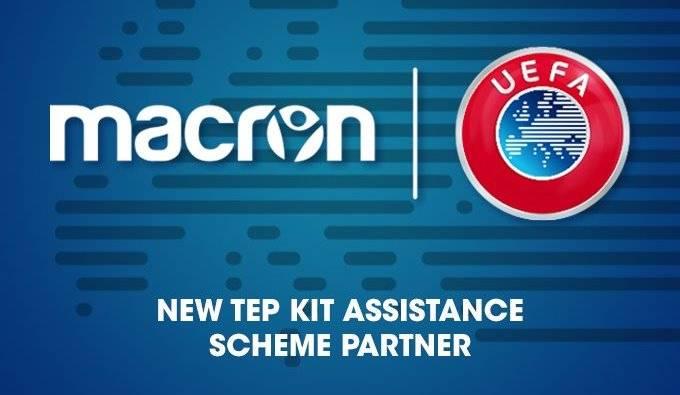 Kolaborasi Anyar Macron dan UEFA