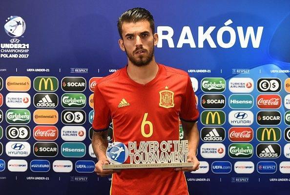 Dani Ceballos: Pemain Terbaik Piala Eropa U-21 2017